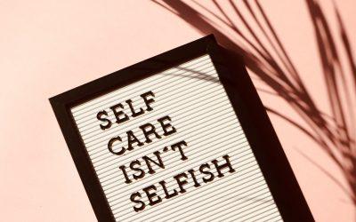 Kaip pasirūpinti savimi?